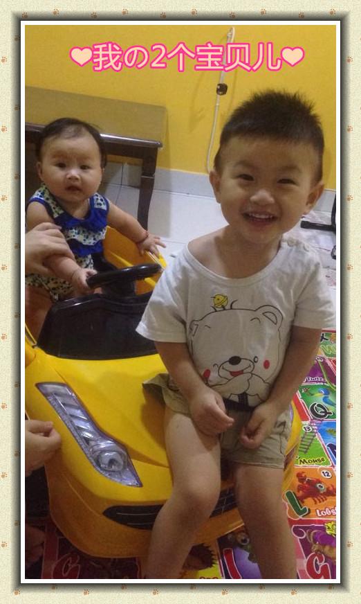 ❤我の2个宝贝儿❤