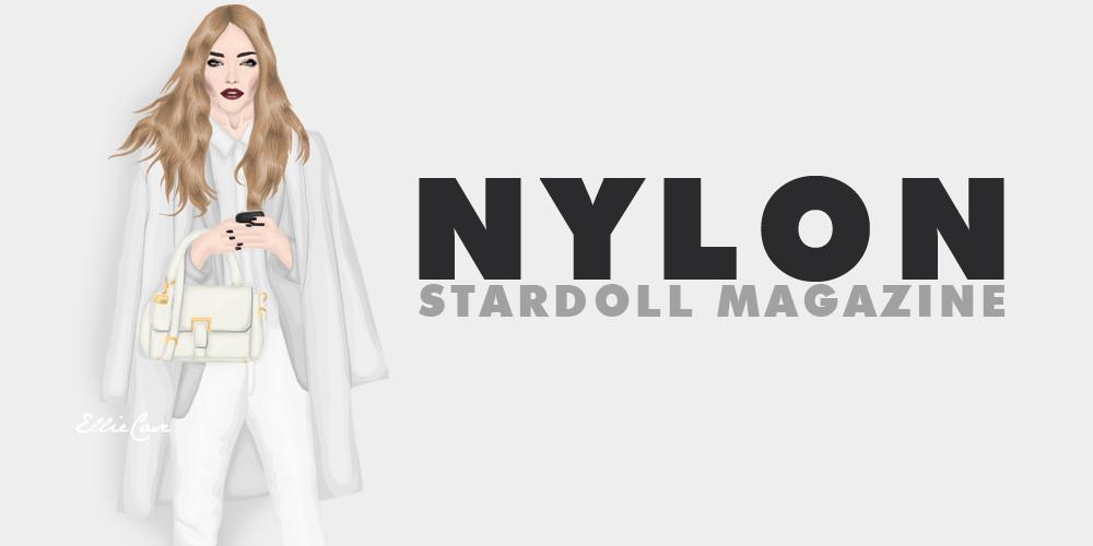 NYLON Stardoll Magazine