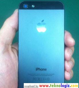 iPhone 5S - www.teknologiz.com