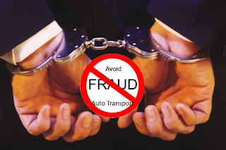 Free Auto Transport quote fraud awareness tips