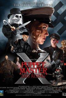 Đồ Chơi Siêu Hạng - Puppet Master X: Axis Rising