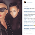 Who would have thunk this? Amber Rose & Kim Kardashian take a friendly selfie together