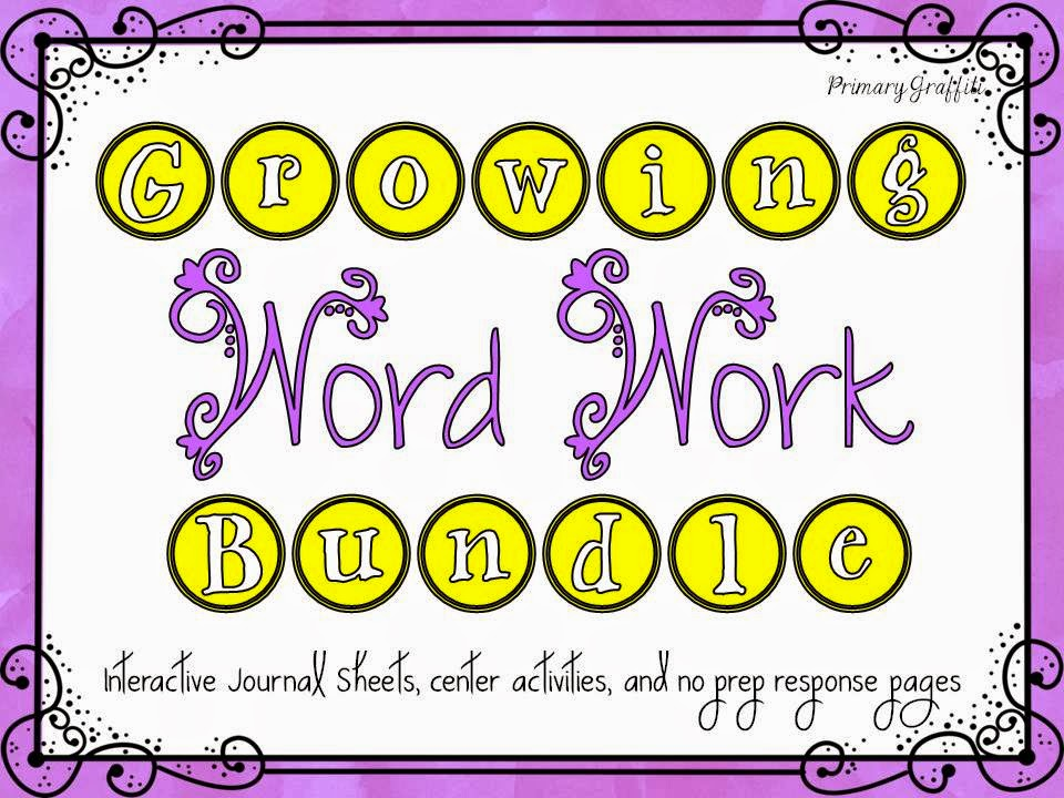 http://www.teacherspayteachers.com/Product/Phonics-Word-Work-Bundle-1204796