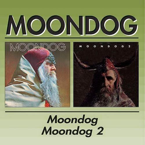 Moondog Instrumental Music By Louis Hardin