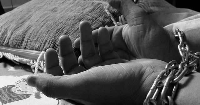 Esclavitud de bolivianos