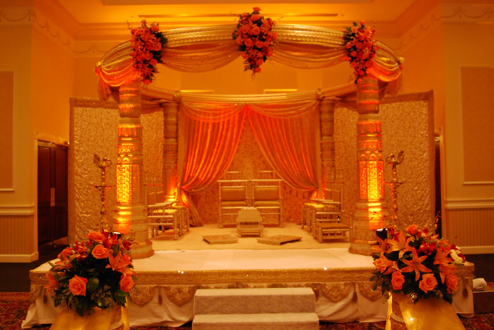 Wedding Areas