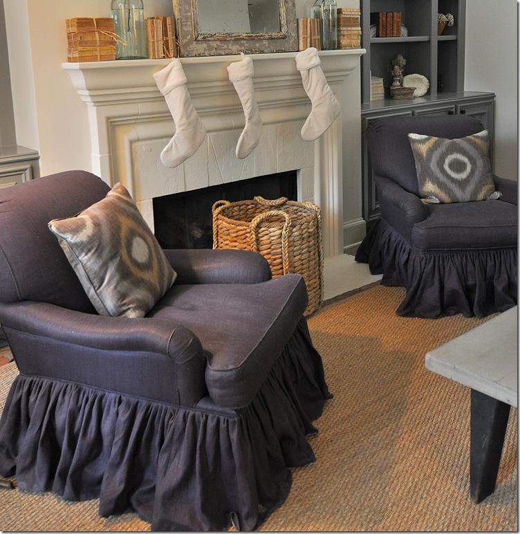 Unexpected Interiors: Ruffles, Ruffles Everywhere!