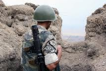 az azeri armenian village ceasefire armenia nkr
