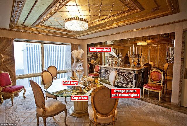 picture Donald Trump penthouse