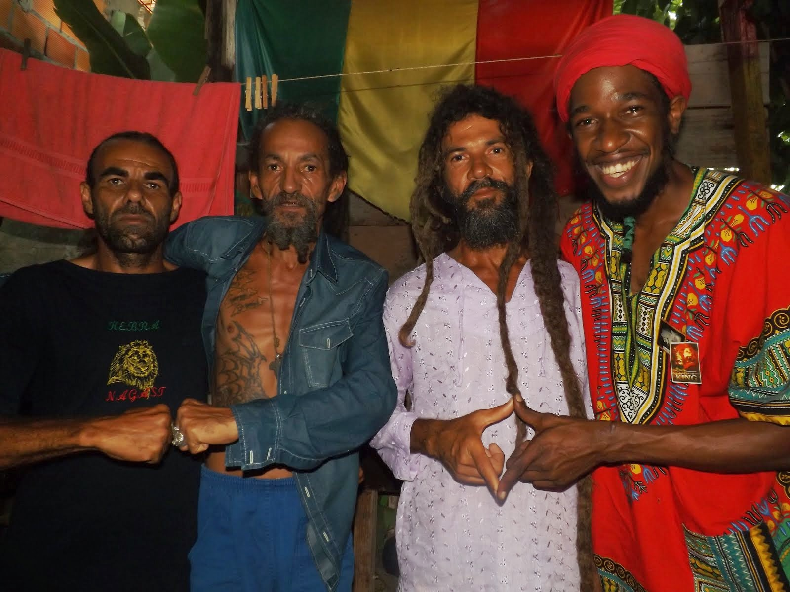 O trabalho de Jah não tem fim