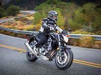 Gambar Motor Honda CB500F ABS 2013 - 2