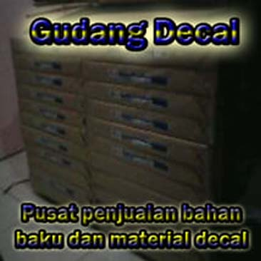 Gudang Decal
