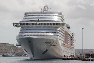Middellandse Zee Cruise 2016