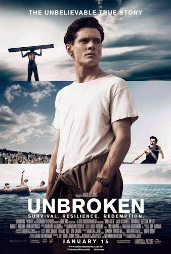 Unbroken (BRRip 1080p Dual Latino / Ingles) (2014)