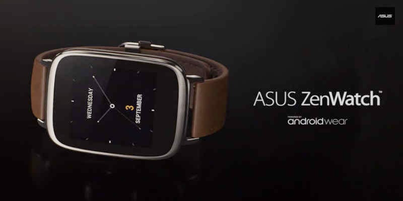 Best ASUS ZenWatch W1500Q SmartWatch Android Wear Review With Complete Specifications