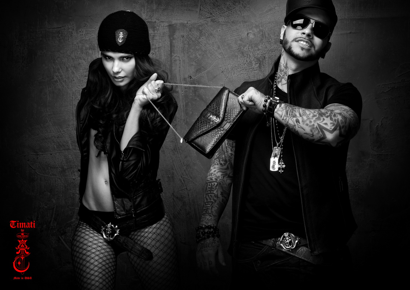 chulyakov new york gothic biker rock and now hip hop jewelry and leather accessories. Black Bedroom Furniture Sets. Home Design Ideas
