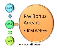 bonus+arrears