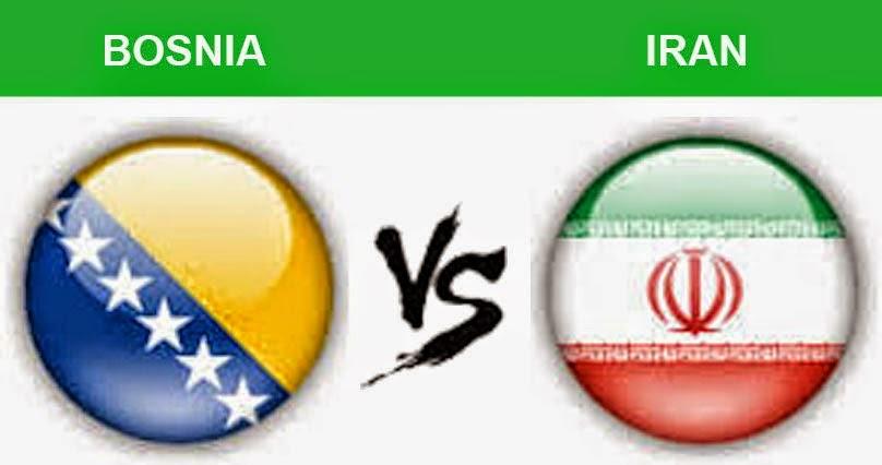 Prediksi Skor Pertandingan Penentuan Fase Penyisihan Group F Bosnia Menghadapi Iran
