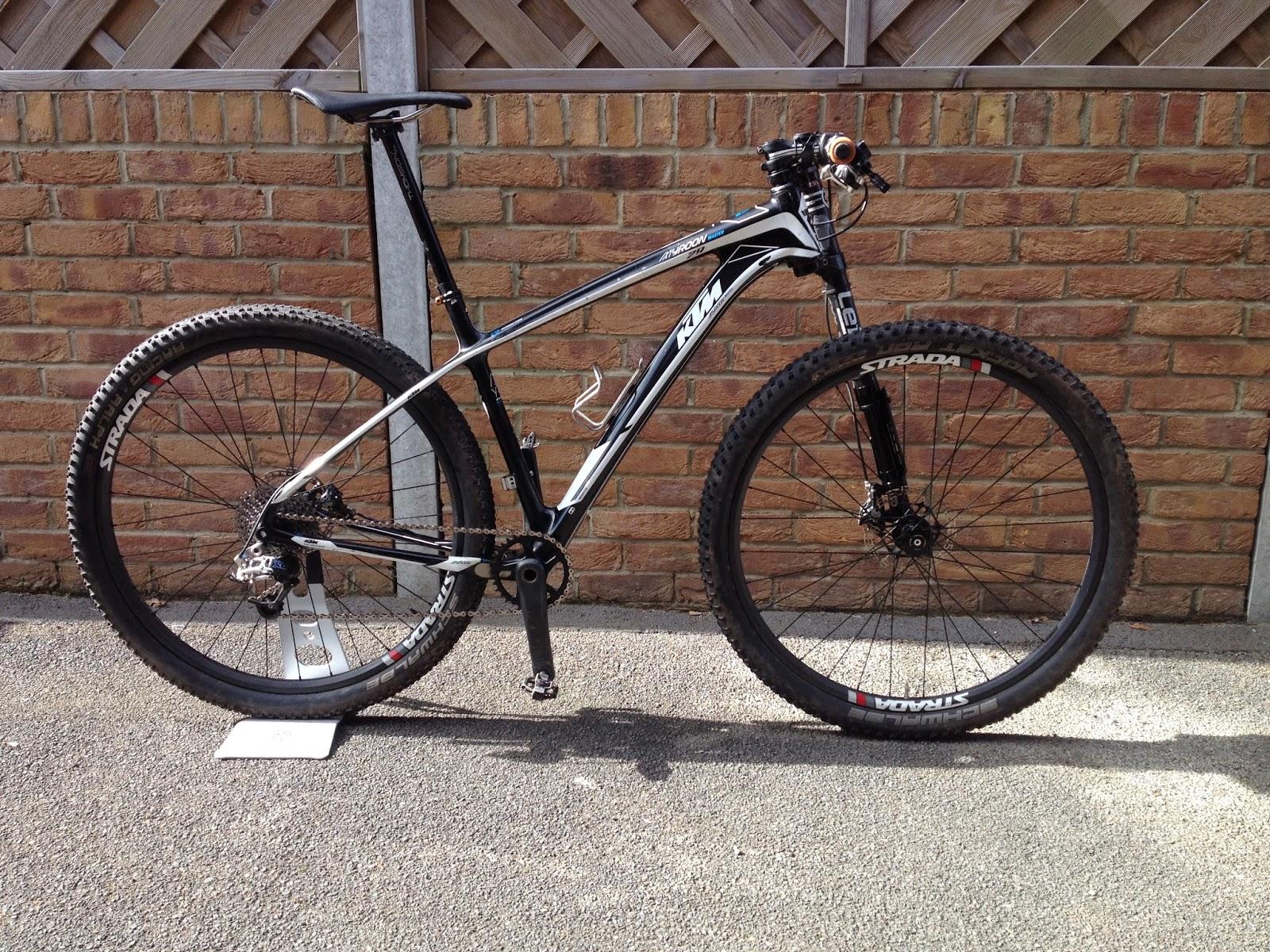 Chris Noble 2014 Race Bike Review Ktm Myroon 29er