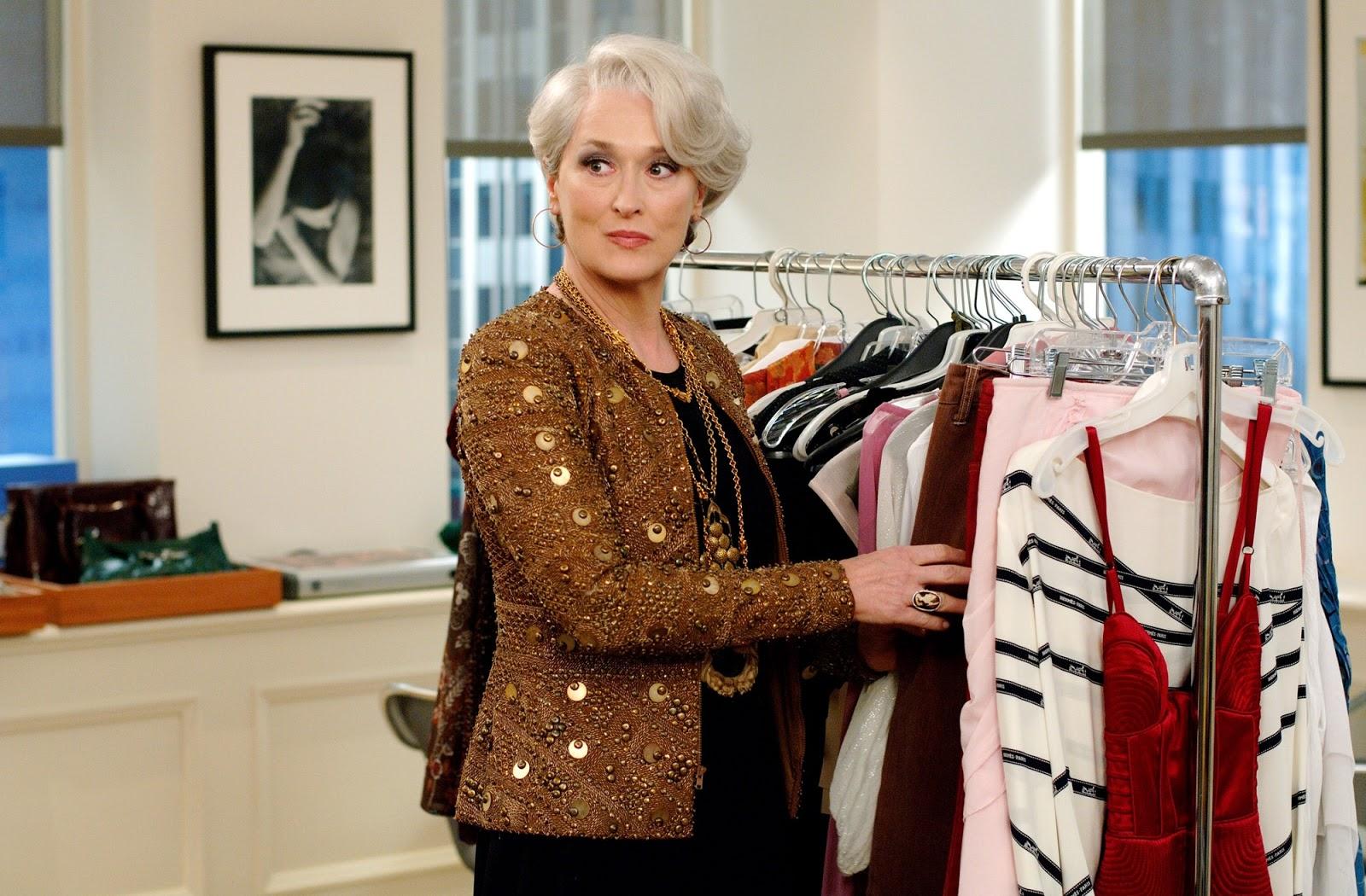 Happy Birthday Miranda Priestly Aka Meryl Streep The Prada Wearing Devil Delhi Style Blog