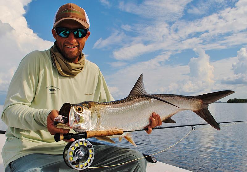 The pine island angler florida fly fishing school on pine for Pine island fishing charters