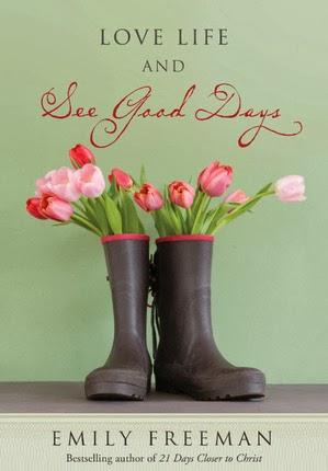 http://www.amazon.com/Love-Life-See-Good-Days/dp/1609087429/ref=la_B001JP894E_1_8?s=books&ie=UTF8&qid=1385220031&sr=1-8