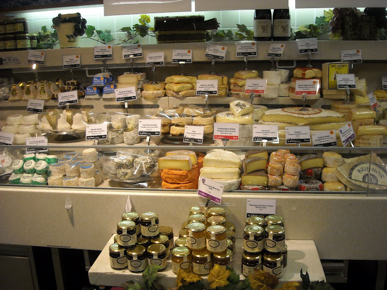 FRENCH CHEESES: Gorgeous!!!