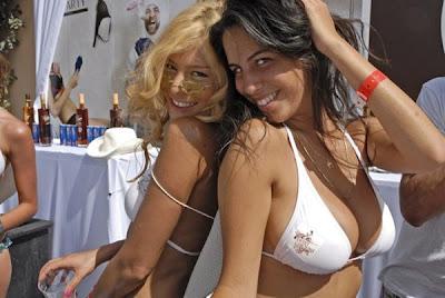 Galeria chicas en la playa