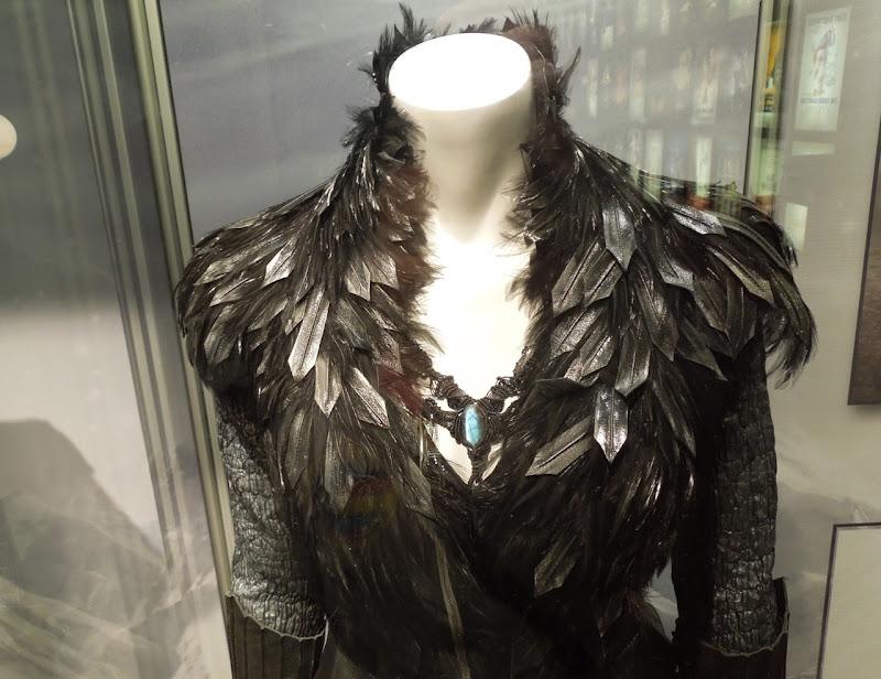 Hansel Gretel Witch Muriel costume detail