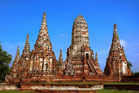Thailand Day Tour Program - Ayutthaya
