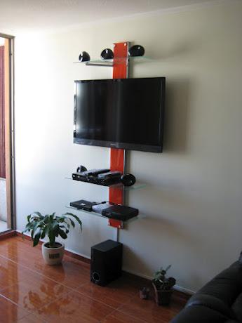 Diseño moderno, maximo espacio y sin cables