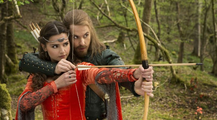 Doctor Who - Episode 8.03 - Robot of Sherwood - Promotional Photos