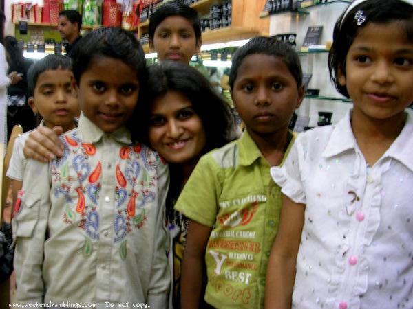 Lush Benefits Charity Pot Launch Event Partnership SoCare Organization Indian Kids