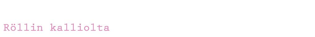 Röllin kalliolta