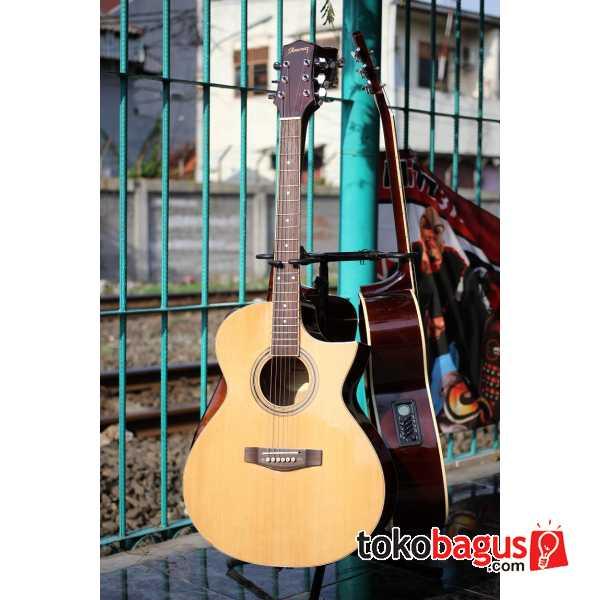 Jual Gitar Akustik Cutaway