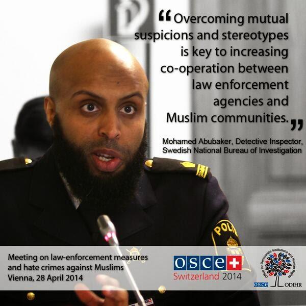 Islam espa a conferencia de expertos sobre delitos de for Oficina nacional de lucha contra los delitos de odio