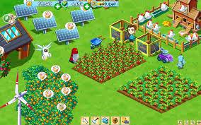 Tải Game Nông Trại Xanh Cho Java