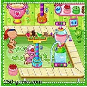 لعبة تصنيع الكعك