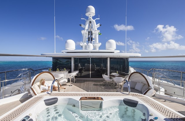 Demand for beauty professionals on board superyachts increases