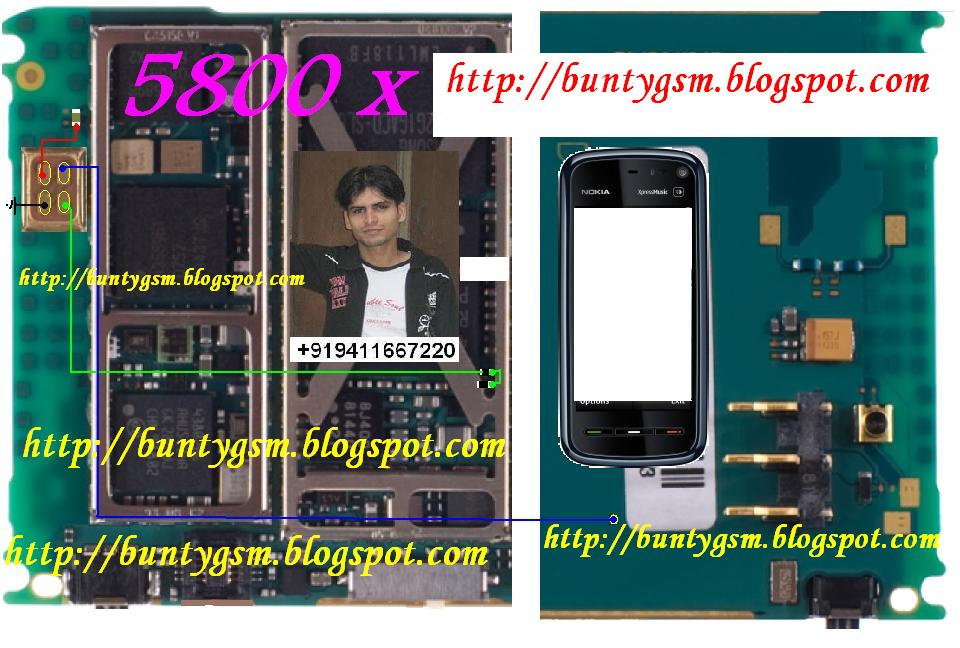 Pin Out 5233 http://www.mobilerepairinginstitute.net/2011/06/nokia-5800-xpress-music-mic-solution-by.html