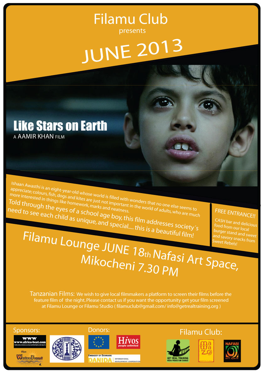 movie like stars on earth