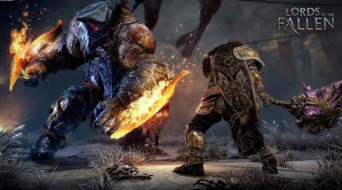 PC Games Lords Of The Fallen