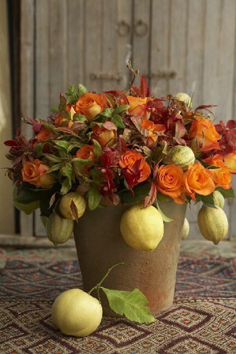 Good style fall floral arrangements Fall floral arrangements
