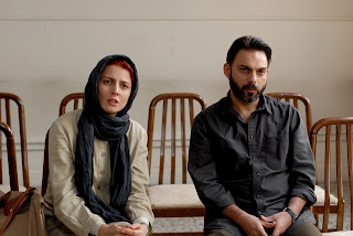 Leila Hatami and Peyman Moaadi in 'A Separation