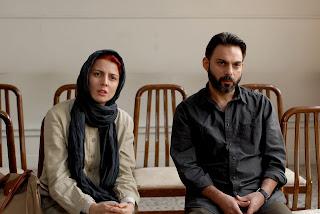 Leila Hatami and Peyman Moaadi in 'A Separation