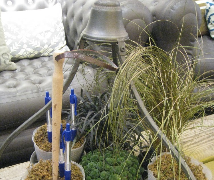 Living with ankan indoor garden trends from formland dk for Indoor gardening trends