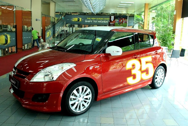 All New Swift Modifikasi title=