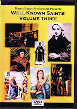Well Known Saints: Volume Three