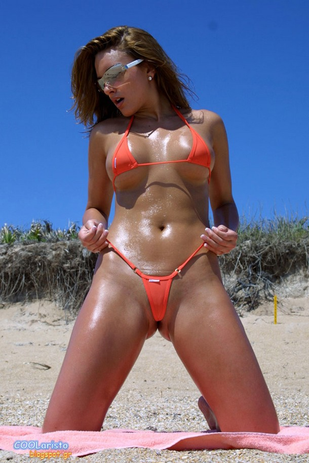 You arrostiste with these MINIKINIs (photos)