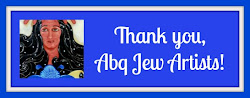 Thank you, Abq Jew Artists!